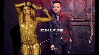 Shakira  Nicky Jam  Luis Fonsi  Demi Lovato - Perro Fiel  Josh R Echame La Culpa Mashup