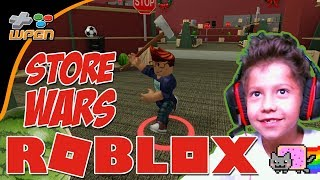 STORE WARS! Black Friday Style | ROBLOX | Episode 13 | Kid Gaming