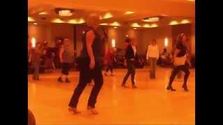 Shiver line dance by Joey Warren & Debbie McLaughlin