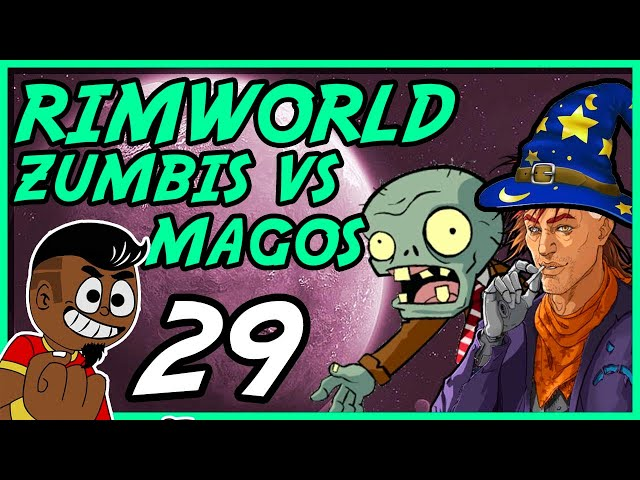 SALVAMOS UMA HARPIA! #029 - Rimworld PT BR - Tonny Gamer