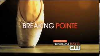 "Ballet West in CW's new reality series ""Breaking Pointe"""