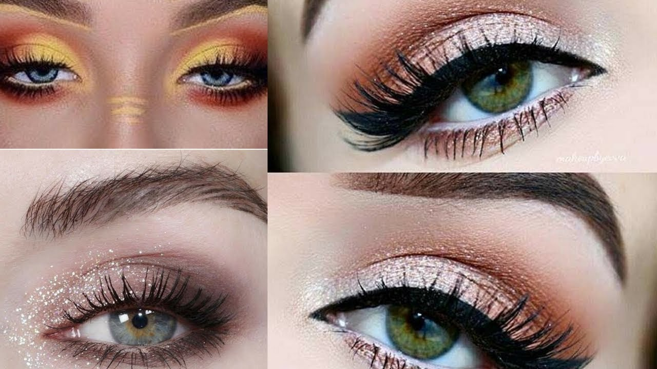 Easy Natural Eye Makeup Tutorial |Eyebrow Tutorial for ...