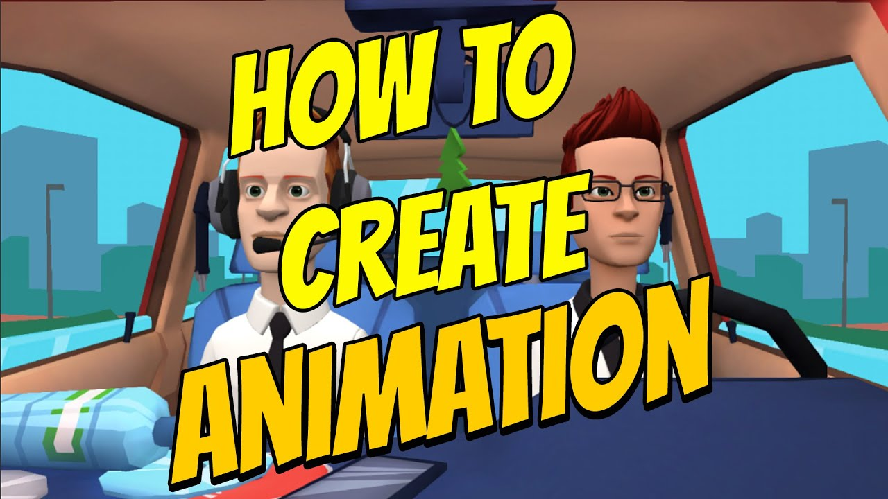 How to Create Animation Videos - 3D Animation Tutorial 2020