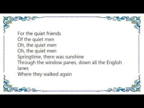 Ultravox - Quiet Men Full Version Lyrics