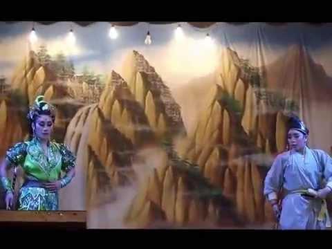 春美歌劇團-文藝巨星郭春美天王為藝術(青春美夢)落髮1   Doovi