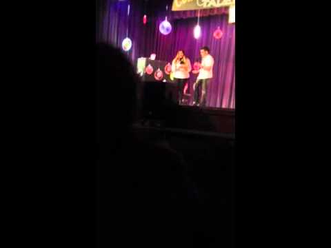 Conackamack Middle School Talent Show Retro Medley