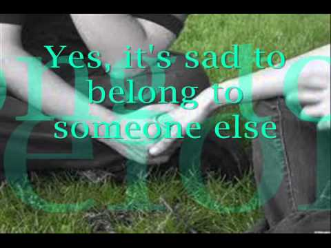 It's Sad To Belong by England Dan & John Ford Coley w/lrics
