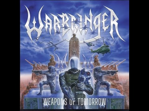 """Warbringer new song """"Firepower Kills"""" off new album """"Weapons Of Tomorrow"""" + art/tracklist!"""