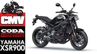 Yamaha XSR900 - test, opinia, recenzja, prezentacja, jazda testowa - CMV Moto Testy