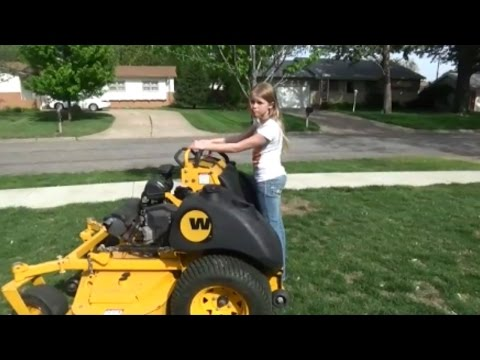 Lawn Care Like A Boss #5 Wright Stander Review, Floating Decks, Dreamlifter