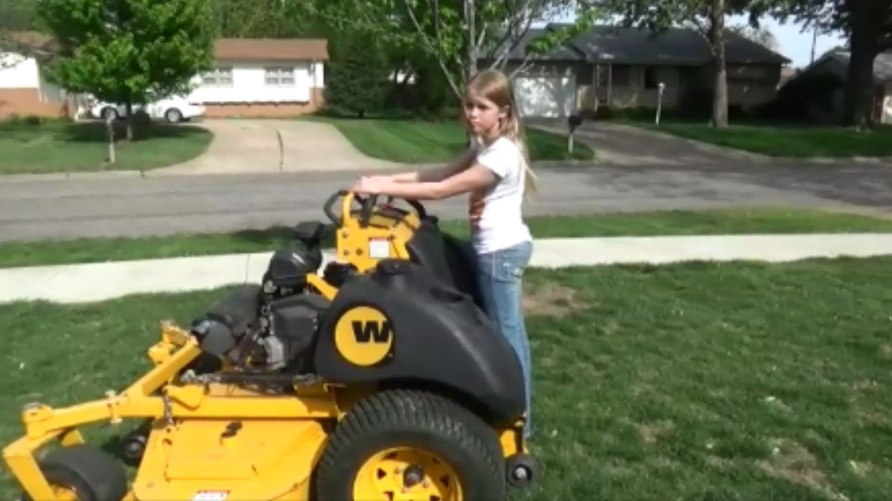 Lawn Care Like A Boss 5 Wright Stander