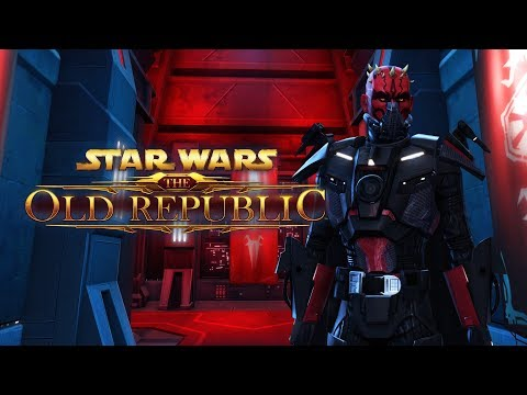 Top 10 Sith Warrior Armors in SWTOR!
