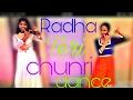 Radha Teri Chunri Dance Step video