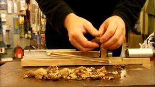 Inertia Pecan Nutcracker