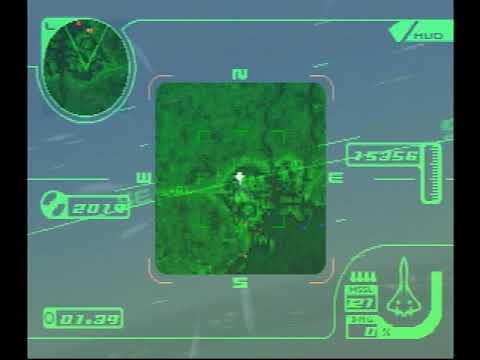 エースコンバット3 Mission14 PAWNS IN THE GAME 「パークの陰謀」