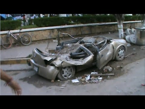 7.1 Earthquake Damage in Jojutla Morelos, Mexico