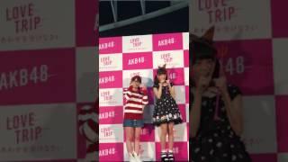 2016年10月9日(日)13:45〜 パシフィコ横浜 ステージD#10 AKB48「LOVE TR...