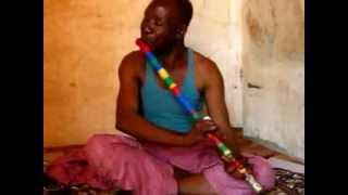 OUSMANE BAH Fula flute Senegal