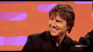 Tom Cruise Talks Top Gun 2 - The Graham Norton Show