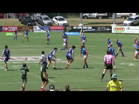 Ipswich Jets- Australian Defence Force Women's Team V Brothers Ipswich Game