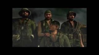 Conflict:Vietnam End Scene