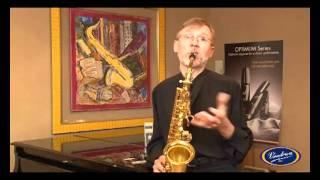 Claude Delangle – Alto sax – English version –