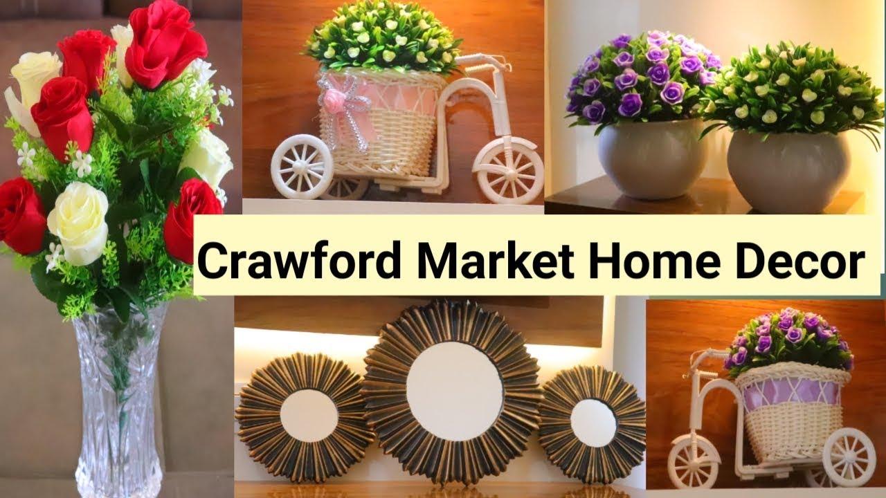 Crawford Market Mumbai S Biggest Wholesale Market Shopping Haul Low Price Home Decor Youtube