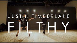 Justin Timberlake - Filthy | @mikeperezmedia Choreography