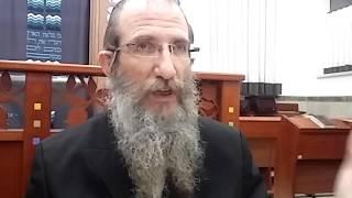 הרב ברוך וילהלם - תניא - אגרת התשובה - פרק ב