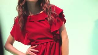 人気モデル佐藤かよちゃんが着る「JUSGLITTY」撮影現場をSCOOP!! http:...