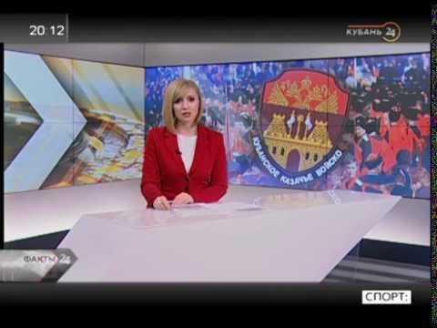 В Брюховецком районе прошел отчетный сбор казаков Кавказского отдела