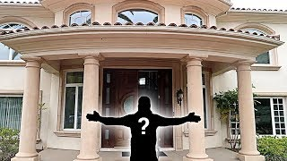 Special Guest Visits Our New House Faze Rug