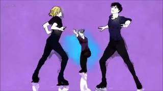 「AMV Yuri!!! on ice」once upon a december