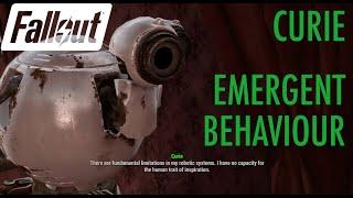 Fallout 4 - Emergent Behaviour Curie s Side Quest