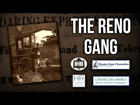 Hoosier State Chronicles   The Reno Gang