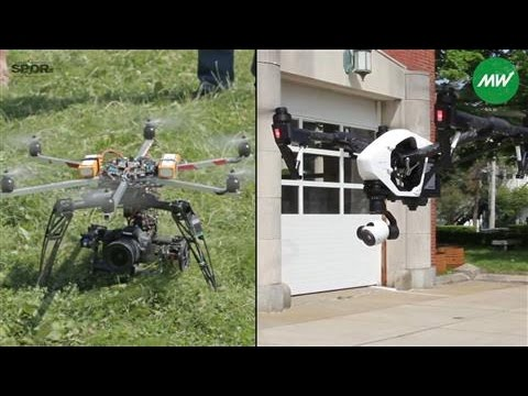 Can Drones Safely Mix With Airplanes?