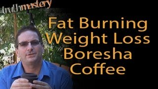 My Fat Burning Weight Loss Boresha Coffee and Network Marketing Opportunity