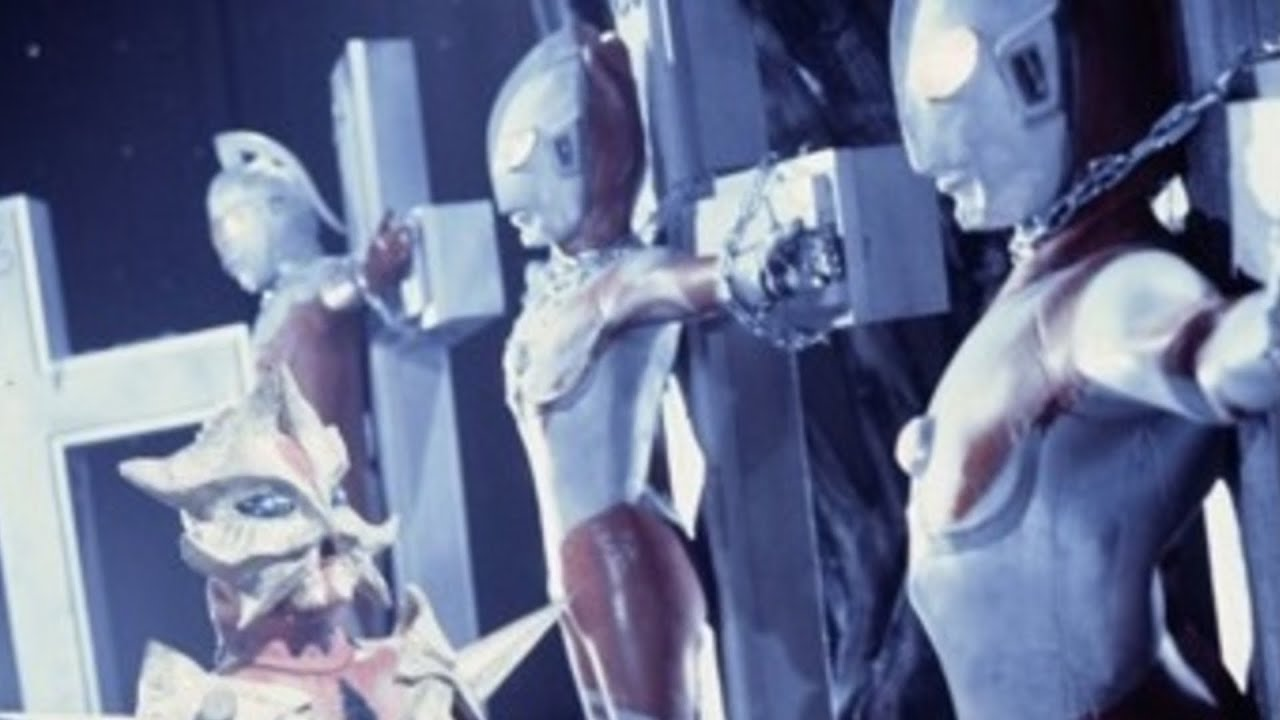 Download Ultraman Ace Episode 13: Execution! The Five Ultra Brothers