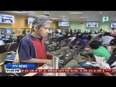 Mga pensioner ng GSIS, makakatanggap ng cash gift simula sa Dec. 16