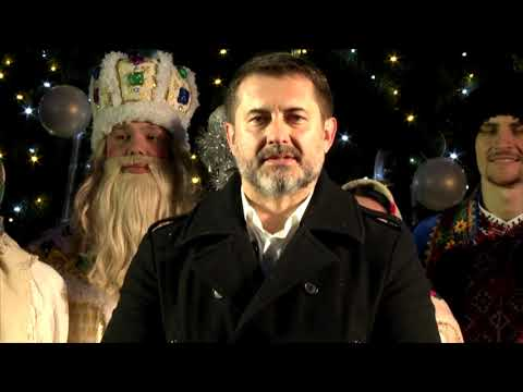 Привітання голови Луганської