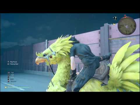FFXV|Version 1.05 Patch| Level 120| Dead General Strikes Down The King Hunt: Ayakashi Level 110