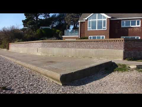 Coastal sea defences