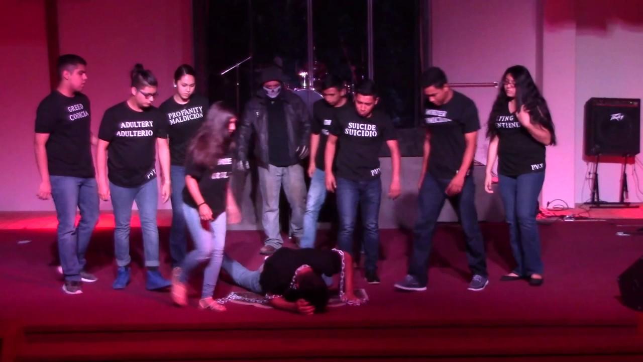 Pharr Vision Youth - Set Me Free Drama