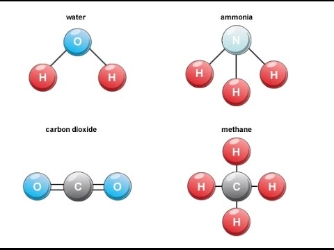 Giant Covalent Structures - YouTube