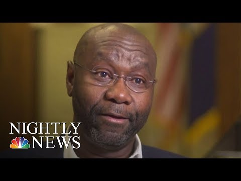 Wilmot Collins Is Montana's First African-American Mayor   NBC Nightly News