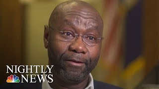 Wilmot Collins Is Montana's First African-American Mayor | NBC Nightly News
