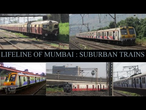 local trains lifeline of mumbai A survey on mumbai suburban local train travelers  aditi abhyankar  department of economics,  keywords: mumbai, suburban local trains, lifeline, field survey.