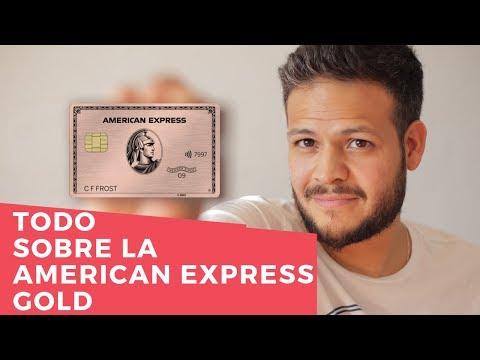 QUE TAN BUENA ES LA TARJETA GOLD DE AMERICAN EXPRESS?