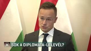 Sok a diplomata útlevél? 2019-09-15