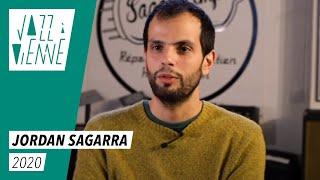 Jordan Sagarra - ancien stagiaire et bénévole à Jazz à Vienne